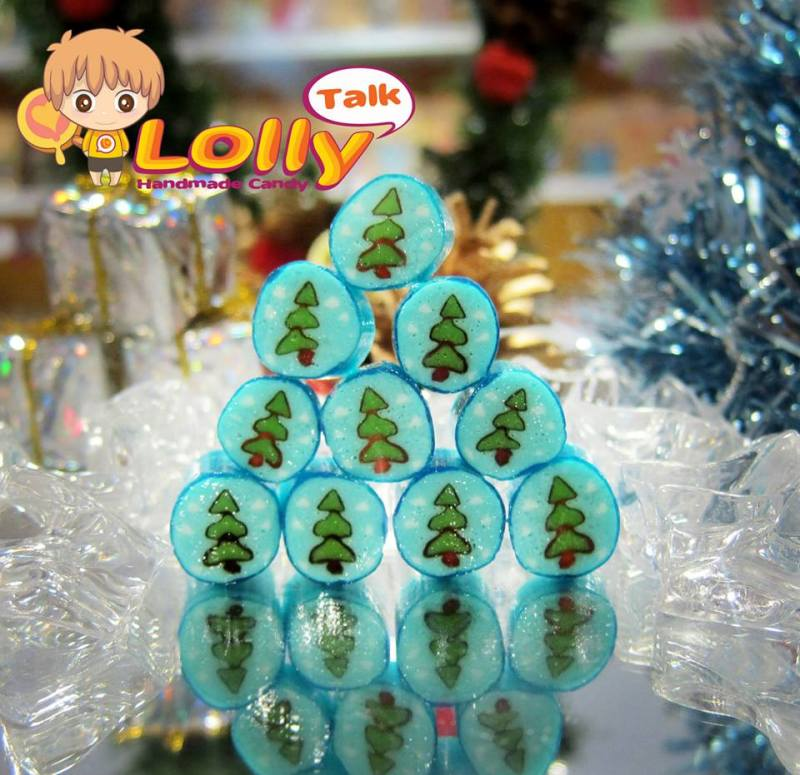 Christmas Tree Candy