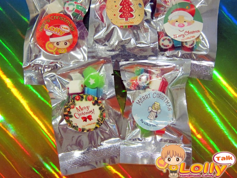 Christmas Lolly Mix in super mini pack