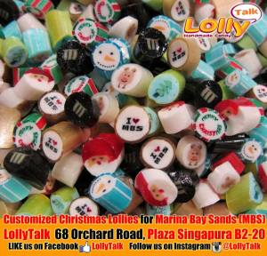 Marina Bay Sands Handmade Candy by LollyTalk