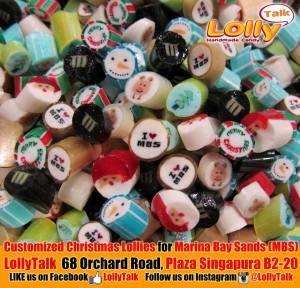 Marina Bay Sands Handmade Candy by LollyTalk