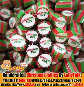Christmas 2015 Lollies