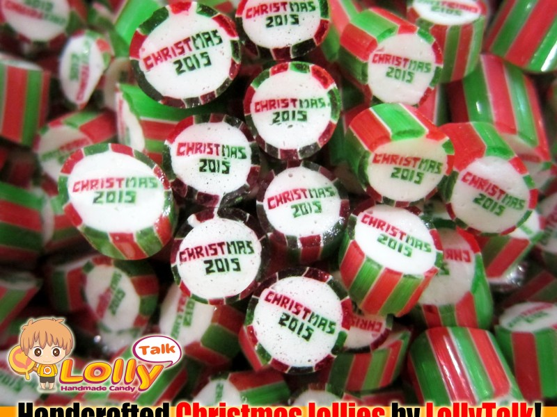 Christmas 2015 Lollies